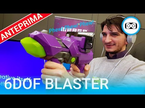 Anteprima Merge 6DOF Blaster by Merge VR
