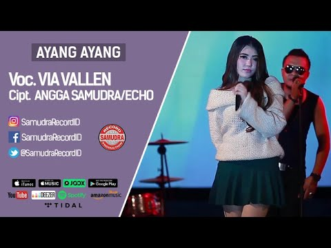 Via Vallen Ayang Ayang Melon Music