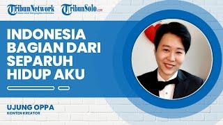 Ujung Oppa: Indonesia itu Sebagian dari Hidup Aku dan Budaya Ngaret di Indonesia