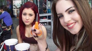 Jade West Having A Crush On Cat Valentine For 2 Minutes Straight/Cade Moments