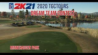 Minnehaugen Park by lessthanbread - 2020 TGCTours Dream Team Contest (PGA Tour 2K21)