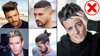 10 Hairstyles to DROP in 2020 | Mens Hair 2020