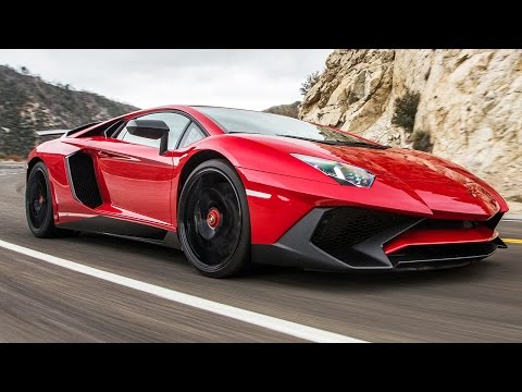 2016 Lamborghini Aventador SV LP750-4: Is it Legal to Have This Much Fun? – Ignition Ep. 147