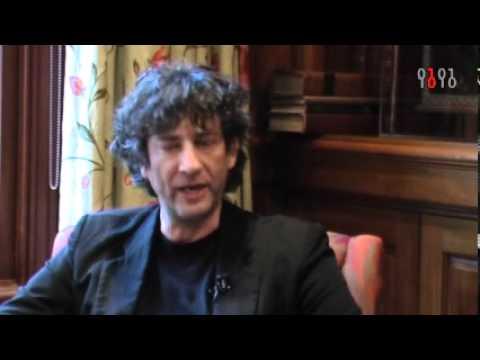 Why Neil Gaiman Embraced Online Piracy