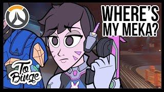 Where's my Mech? - An Overwatch Cartoon
