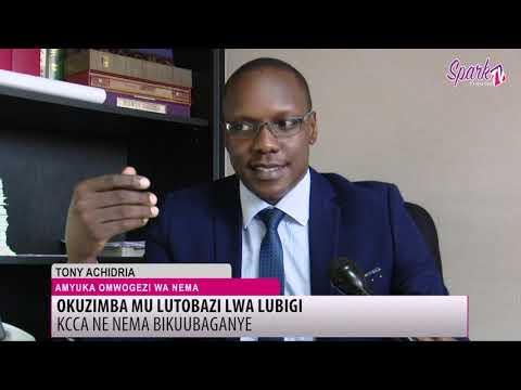 KCCA ekakasiza okuwa Musinga Nsimbi olukusa okuzimba mu lutobazi lwa Lubigi