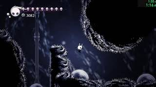 Hollow Knight - Path of Pain Speedrun - Done in 2:29.9