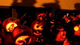 Disneys Fort Wilderness Pumpkin Carving Contest Pumpkins 10/30/10