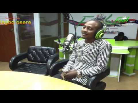 Ayekooto on Lagbo osere part 2 with Waheed Akintayo 21 08 2017