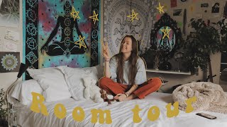 ☮ Room Tour - Boho Hippie ☮