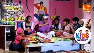 Tapu Sena Is Not Scared Of Ghosts   Tapu Sena Special   Taarak Mehta Ka Ooltah Chashmah