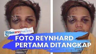 Viral Foto Penangkapan Pertama Predator Seksual, Reynhard Sinaga, Wajah Penuh Luka Lebam