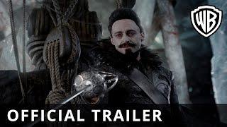 Pan – Main Trailer - Official Warner Bros. UK