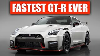 How Nissan Made Their Fastest GT-R Ever - 2020 NISMO GT-R