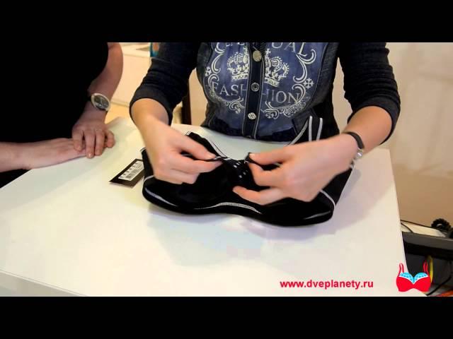 Видео Бюстгальтер FREYA ACTIVE 4892, Черный