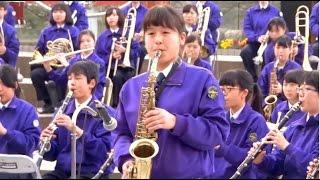 天理高校「宝島」第28回全日本高等学校選抜吹奏楽大会