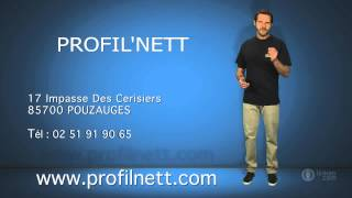 preview picture of video 'PROFIL'NETT : entreprise de nettoyage à Pouzauges 85'