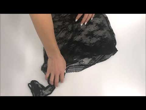 Svůdná košilka Jennifairy chemise - Obsessive
