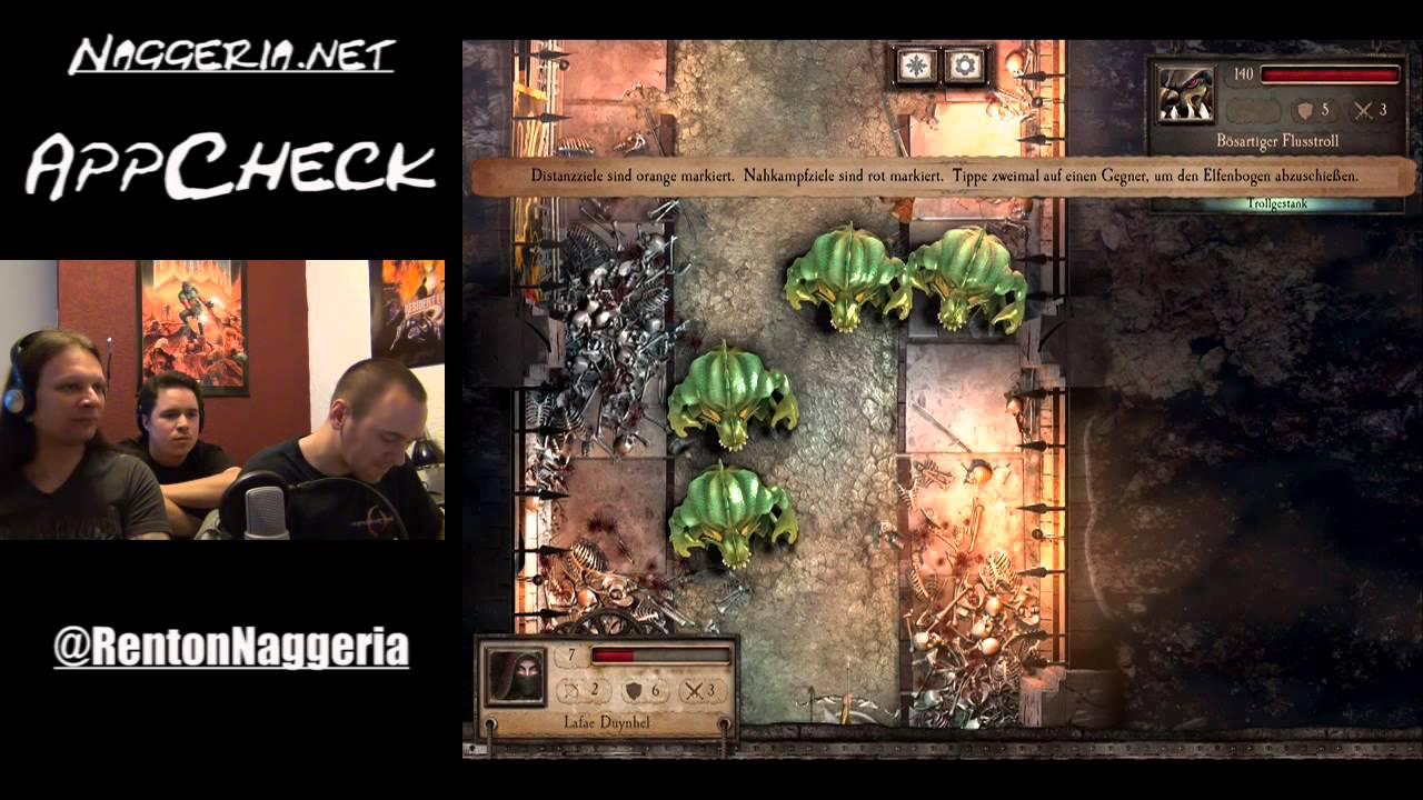 [AppCheck] Warhammer Quest (iOS)
