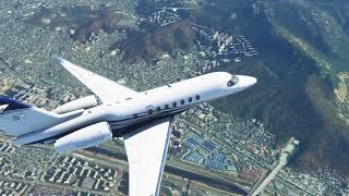[4K] Seoul (South Korea) in Microsoft Flight Simulator 2020