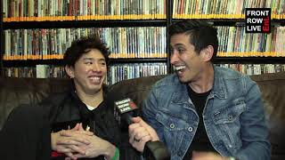 ONE OK ROCK Vocalist Taka Moriuchi Talks Poo Bear, Making 'Eye of The Storm,' & Ed Sheeran Tour