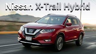 Nissan X-Trail Hybrid - misma versatilidad pero, ¿mayor eficiencia? | Autocosmos