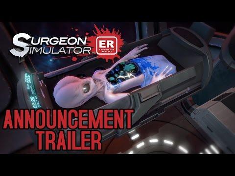 Surgeon Simulator: Experience Reality VR Steam Key GLOBAL - 1