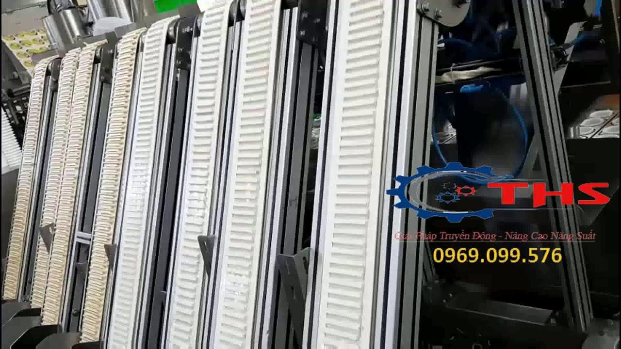 Băng Tải PVC-PU