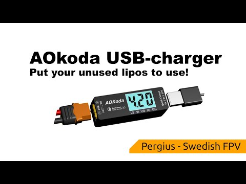 AOkoda USB Charger from Banggood Review