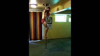 Cosmic Love - Male contemporary Pole dance