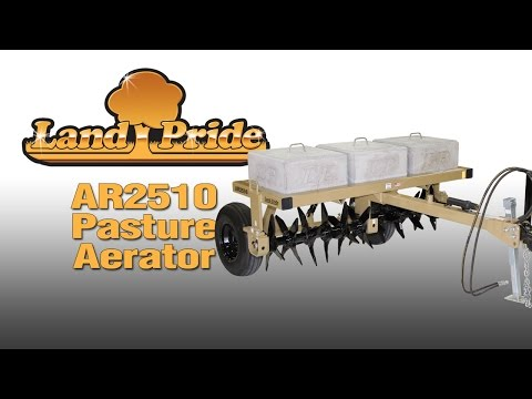 2019 Land Pride AR2596 in Warren, Arkansas - Video 1