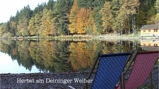 preview picture of video 'Herbst am Deininger Weiher'