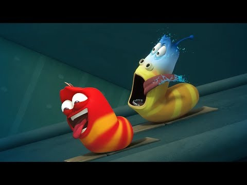 LARVA - THE GREATEST JUMP | Cartoon Movie | Cartoons For Children | Larva Cartoon | LARVA Official