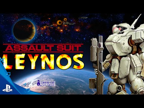 Assault Suit Leynos - Gameplay Trailer | PS4 thumbnail