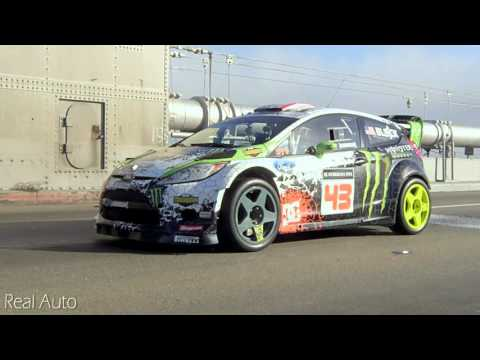 Ken Block's Best Moments