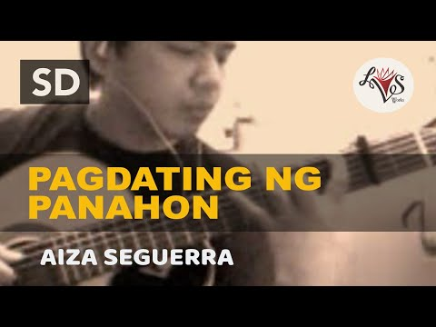 Pagdating ng panahon aiza seguerra guitar tutorial for beginners