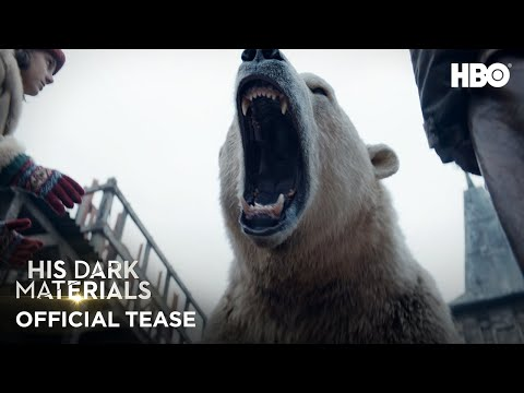 "Teaser for HBO's ""His Dark Materials"" starring James McAvoy, Dafne Keen, Ruth Wilson, Lin-Manuel Miranda and James Cosmo"