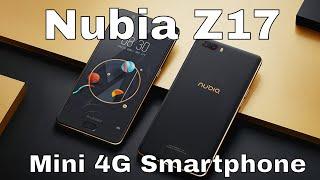 Nubia Z17 Mini 4G Smartphone