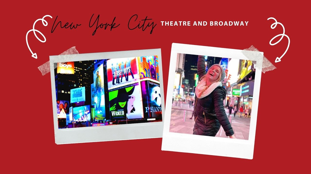 New York Theater Video Preview