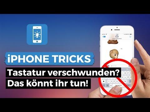 iPhone Tastatur verschwunden? iOS 8 Problem | iPhone-Tricks.de