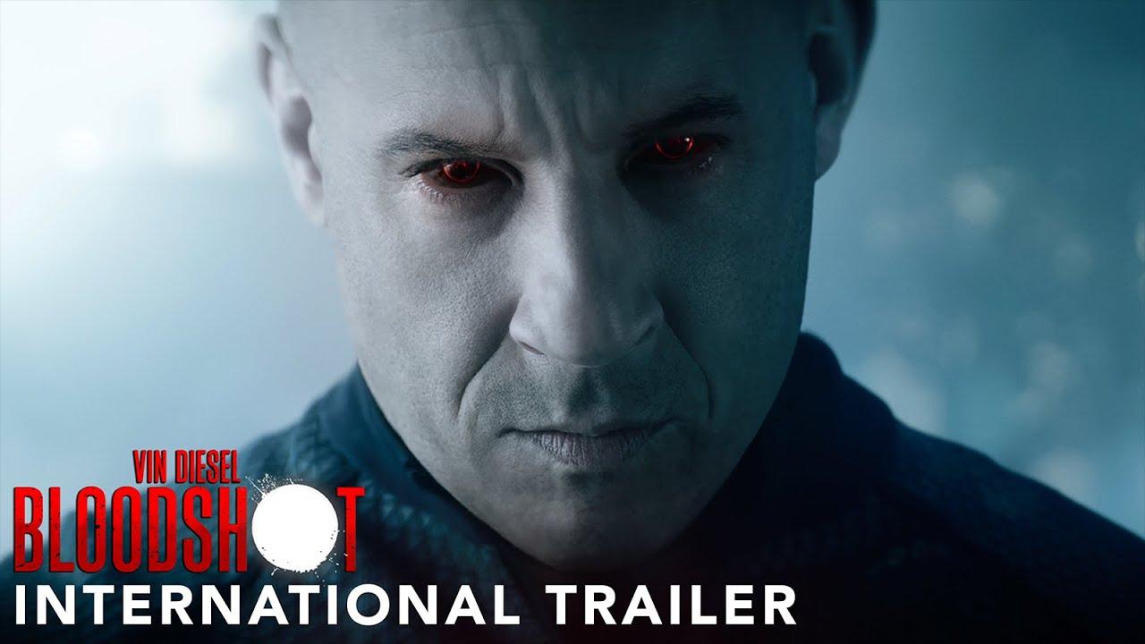 Bloodshot se torna uma verdadeira máquina de guerra em novo trailer