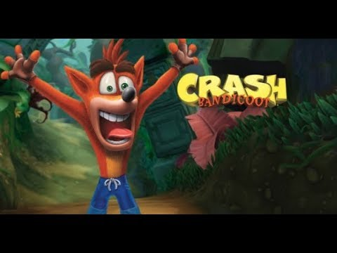 [LIVE] - Crash Bandicoot N Sane Trilogy - TO BUDE RAGE!