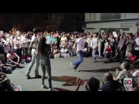 רקדני בלט מוחים נגד שר התרבות המצרי