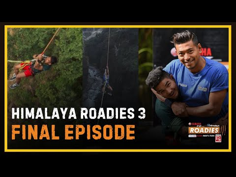 HIMALAYA ROADIES SEASON 3 | GRAND FINALE