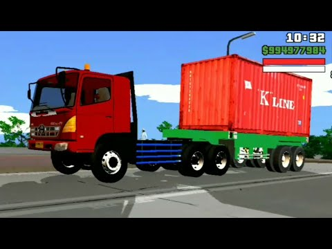 mod truck indonesia gta sa android dff only