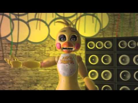 Just gold [Fnaf] Анимация на русском [SFM] (Перезалив) (видео)