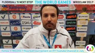 The Swiss Mens head coach David Jansson shared his thoughts regarding our
