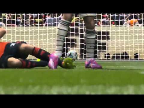 Goal fantastici su fifa 15 PSP