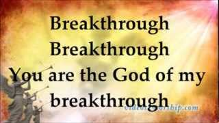Hezekiah Walker - Breakthrough feat Donnie McClurkin - Lyrics