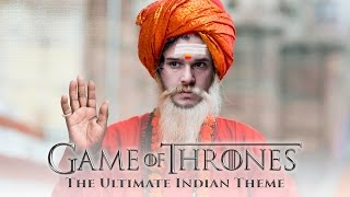 Game of Thrones Theme - Indian Classical Version (iPad and ROLI Seaboard Rise)